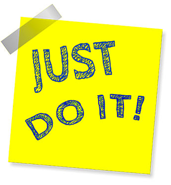 Просто сделай это!