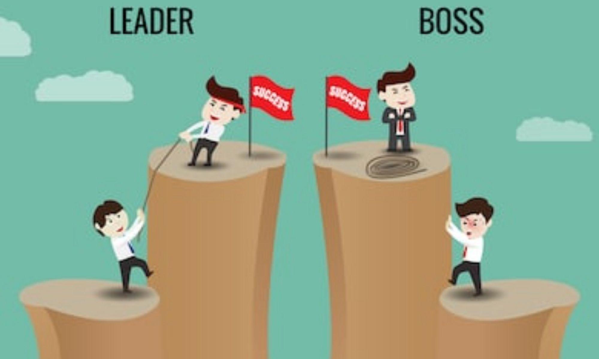 Качества лидера - список качеств, которыми он должен обладать