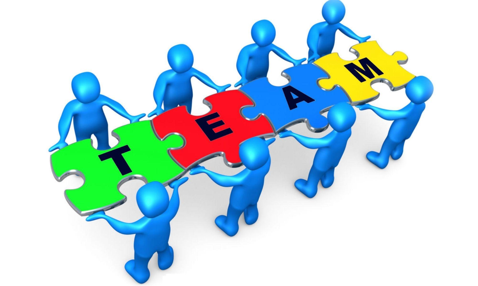 Командная работа это… Создаем эффективную команду