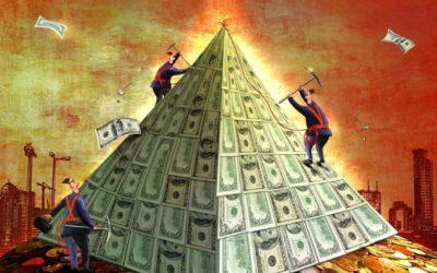 Финансовая пирамида: Топ признаков, что это такое, виды, и история