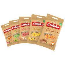 Снеки Chipka оптом от производителя